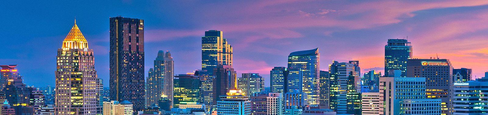 BKK Skyline